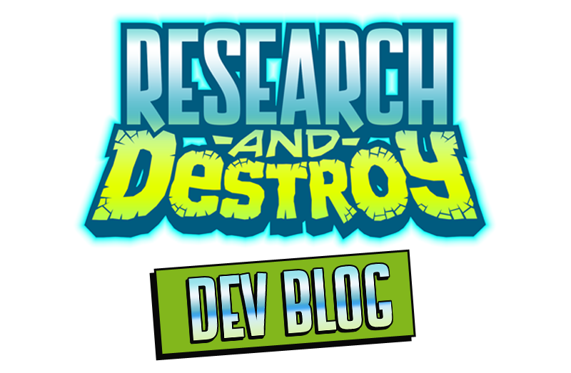 RESEARCH AND DESTROY DEV BLOG