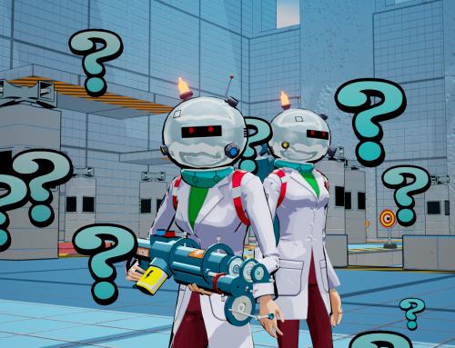活用千奇百怪的超科學裝備完成不可能的戰術!